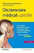 Dictionnaire médical de poche: Avec des planches anatomiques en couleurs