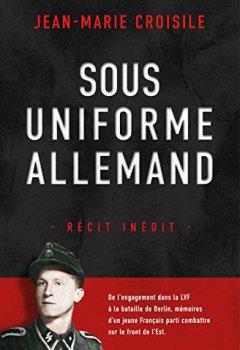 Livres Couvertures de Sous uniforme allemand
