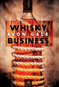 Livres Couvertures de Whisky Business
