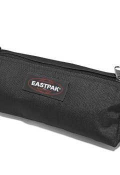 Livres Couvertures de Eastpak EK372008 Benchmark 6 Rep Trousse, Mixte, 20 cm, Noir