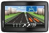 TomTom Via 135 M Europe Traffic Navigationssystem inkl. FREE Lifetime Maps, 13 cm (5 Zoll) Display, 45 Länder, TMC,...