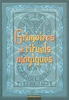 Livres Couvertures de Grimoires et rituels magiques