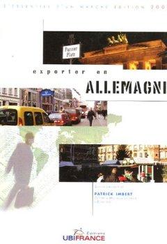Livres Couvertures de Exporter en Allemagne