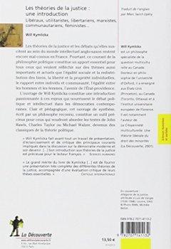 Les théories de la justice: Une introduction: Libéraux, utilitaristes, libertariens, marxistes, communautariens, féministes... de Indie Author