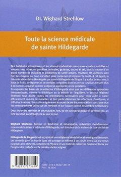 Livres Couvertures de Toute la science médicale de sainte Hildegarde