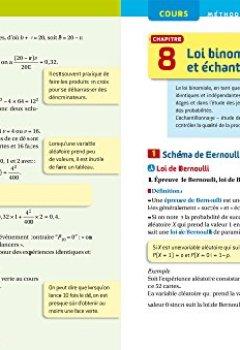 Livres Couvertures de Maths 1re ES, L - Prépabac Cours & entraînement: cours, méthodes et exercices progressifs (première ES, L)