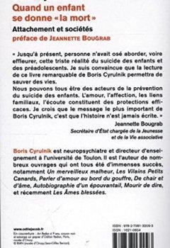 Télécharger QUAND UN ENFANT SE DONNE LA MORT PDF Fichier 8d731bd6452a