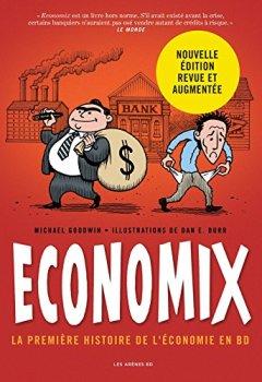 Livres Couvertures de Economix : la première histoire de l'économie en BD