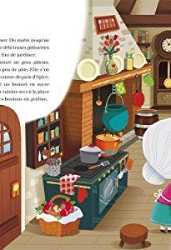 Livres Couvertures de Minicontes Classiques: Le petit bonhomme de pain d'épice - Dès 3 ans