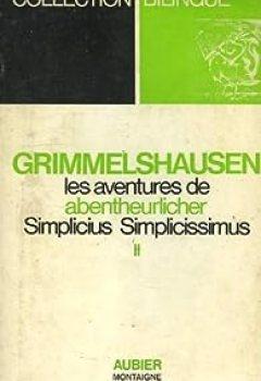 Livres Couvertures de Les aventures de Simplicius Simplicissimus