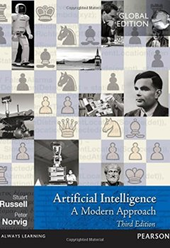 Livres Couvertures de Artificial Intelligence: A Modern Approach