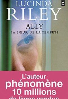 Livres Couvertures de Ally - La soeur de la tempête