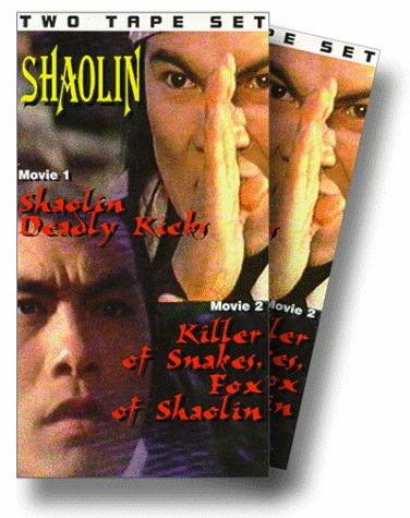 51RPM3SWS4L. SL500  Kung Fu Saturdays: Shaolin Deadly Kicks