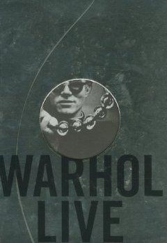 Livres Couvertures de Warhol Live