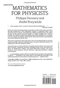 Livres Couvertures de Mathematics for Physicists