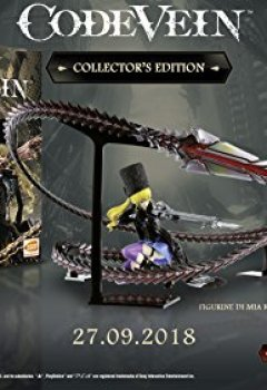 Livres Couvertures de Code Vein - Collector's Edition