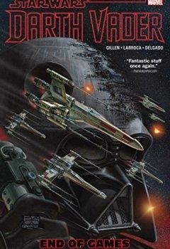 Livres Couvertures de Star Wars: Darth Vader Vol. 4: End of Games