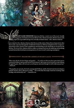 Livres Couvertures de The Art of Alice: Madness Returns