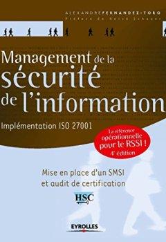 Livres Couvertures de Management de la sécurité de l'information
