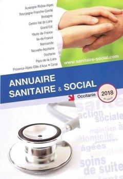 Livres Couvertures de Annuaire sanitaire et social Occitanie
