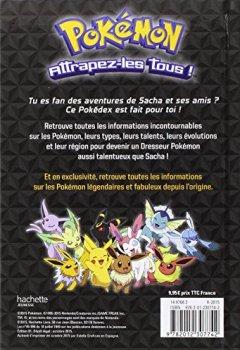 Livres Couvertures de Pokemon / Pokédex XY avec bonus légendaires
