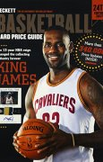 Livres Couvertures de Beckett Basketball Card Price Guide 2017