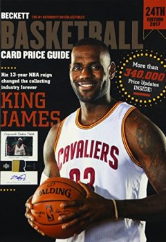Livres Couvertures de Beckett Basketball Card Price Guide 2017