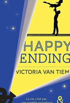 Livres Couvertures de Happy ending : L'amour comme au cinéma (&H)