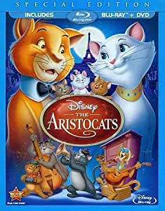 Get The Aristocats On Blu-Ray