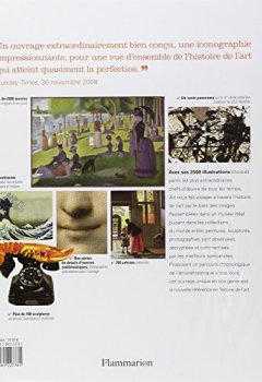 Livres Couvertures de Art : L'histoire de l'art en images
