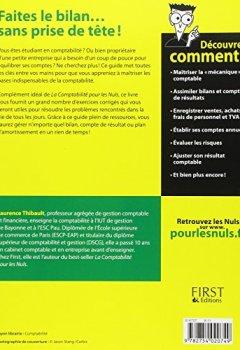 Livres Couvertures de Exercices de comptabilité pour les Nuls