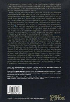 Livres Couvertures de Le sol vivant : Bases de pédologie, Biologie des sols