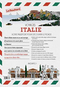 Livres Couvertures de Voyages - Italie, tout un monde à explorer