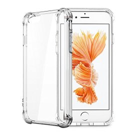 iphone-7-Plus-Case-Matone-Apple-iphone-7-Plus-Crystal-Clear-Shock-Absorption-Technology-Bumper-Soft-TPU-Cover-Case-for-iphone-7-Plus-55-Inch-2016-Clear