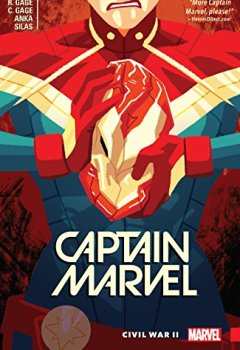 Livres Couvertures de Captain Marvel Vol. 2: Civil War II