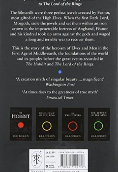 Livres Couvertures de The Silmarillion