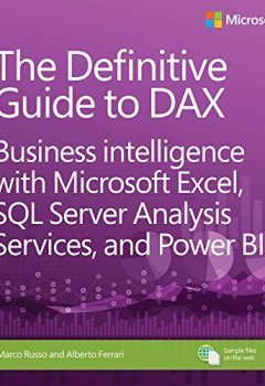 Livres Couvertures de The Definitive Guide to DAX: Business intelligence with Microsoft Excel, SQL Server Analysis Services, and Power BI