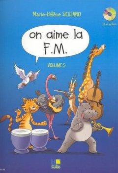 Livres Couvertures de On aime la F.M. Vol.5