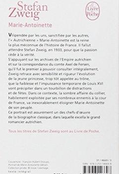 Telecharger Marie-Antoinette de Stefan Zweig