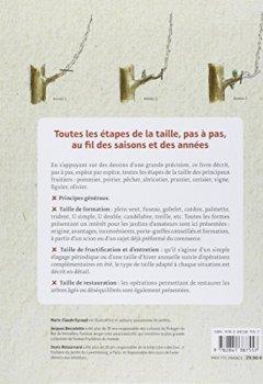 Livres Couvertures de La Taille des arbres fruitiers - Former et entretenir toutes les formes fruitières pas à pas