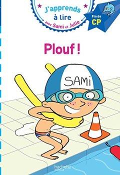 Livres Couvertures de Sami et Julie CP Niveau 3 PLOUF !