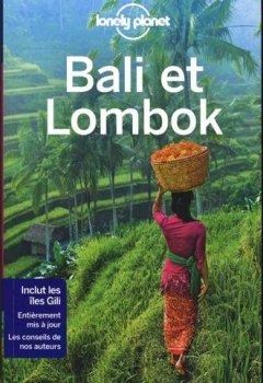 Livres Couvertures de Bali et Lombok - 10ed