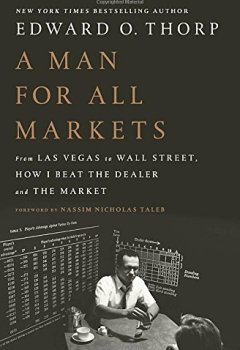 Livres Couvertures de A Man for All Markets: From Las Vegas to Wall Street, How I Beat the Dealer and the Market