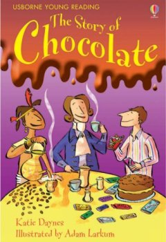Livres Couvertures de The Story of Chocolate