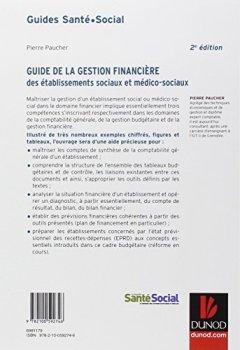 Livres Couvertures de Guide de la gestion financière des établissements sociaux et médico-sociaux - 2e éd.