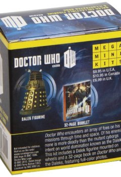 Cover von Doctor Who: Dalek Collectible Figurine and Illustrated Book (Miniature Editions)