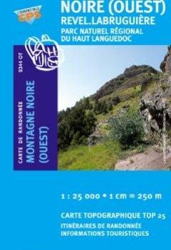 Livres Couvertures de 2344OT MONTAGNE NOIRE (OUEST)