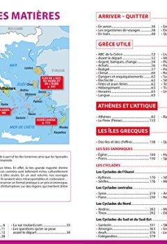 Livres Couvertures de Guide du Routard Îles grecques et Athènes 2018