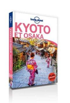 Livres Couvertures de Kyoto et Osaka En quelques jours - 1ed