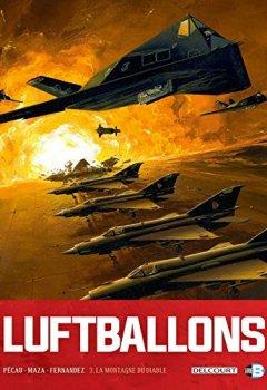 Livres Couvertures de Luftballons T03 - La Montagne du diable